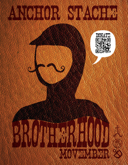 movember, mustache, drift surf, jason may, donate, wetsuit, stache, dapper, money, donate, cancer, moustache, anchor stache brotherhood