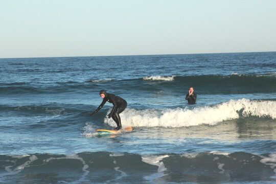 Surf Lesson with Drift Surf Shop